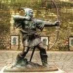 Англия: легенды и реальность современного Ноттингема