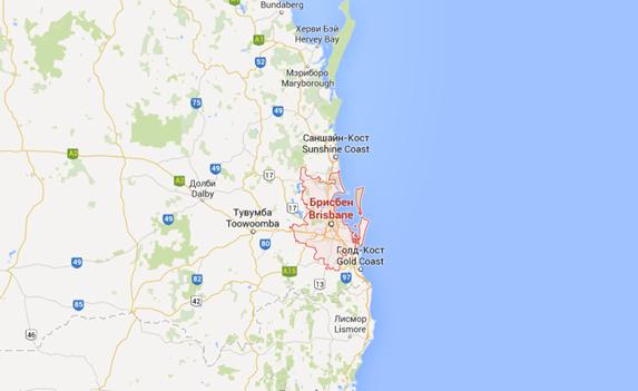 Брисбен Австралия