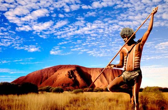 аборигены Австралии фото