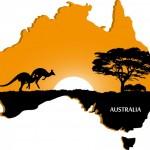 Материк Австралия
