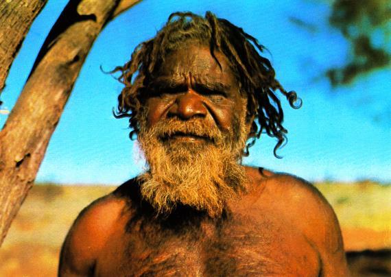 культура аборигенов Австралии