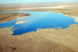 озера Австралии фото