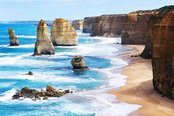 Двенадцать Апостолов Австралия фото