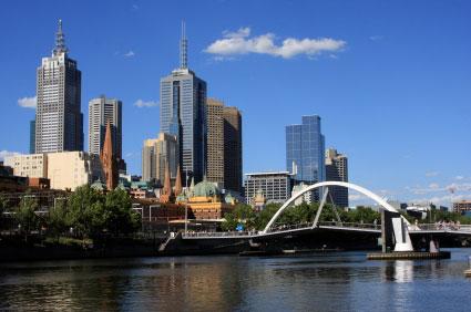 города австралии мельбурн