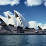 Знаменитый Сиднейский оперный театр