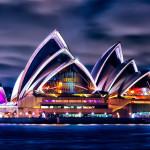Сведения о Сиднейском оперном театре